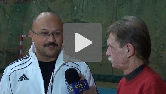 Rozmowa z trenerem Robertem Moskalem